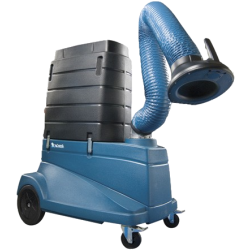 Mobile extractor of smoke and dust MOB BASIC