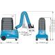 Mobilní odsávač kouře a prachu MOB BASIC