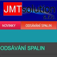 Stránky BLOGU - JMT solution