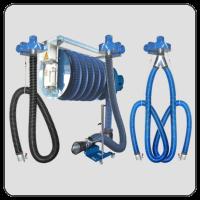 JMTeShop - Katalog odsávání výfukových plynů, prachu, kouře a odsávání zplodin ze svařování